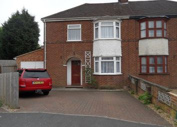 Thumbnail 3 bed property to rent in Atkinson Street, Peterborough