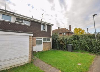 Thumbnail 3 bed terraced house to rent in Abbott Crescent, Kempston, Bedford