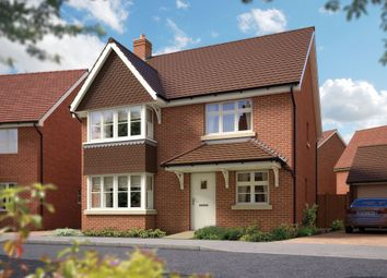 Thumbnail 4 bed detached house for sale in Kings Gate, Amesbury, Salisbury