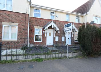 Thumbnail 2 bed terraced house for sale in Drake Road, Chafford Hundred, Grays