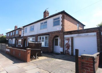 Thumbnail 3 bed semi-detached house to rent in Gainsborough Road, Leicester