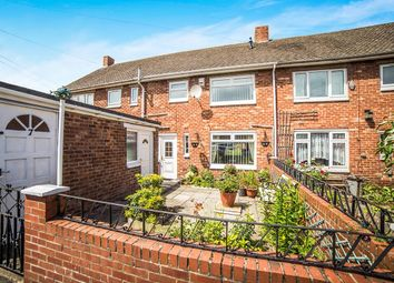 Thumbnail 3 bedroom terraced house for sale in Lumley Gardens, Burnopfield, Newcastle Upon Tyne