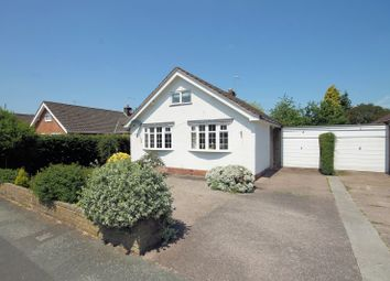 Thumbnail 2 bed bungalow for sale in Meadow Avenue, Goostrey, Crewe