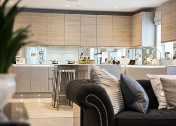 Thumbnail 3 bedroom flat for sale in Eaton Rise, London
