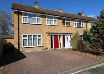 3 bed terraced house for sale in Leaford Crescent, Watford WD24