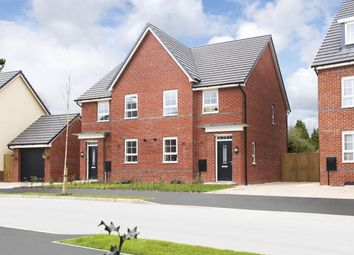 "Thumbnail 4 bed semi-detached house for sale in ""Oakham"" at Speke Hall Avenue, Speke, Liverpool"