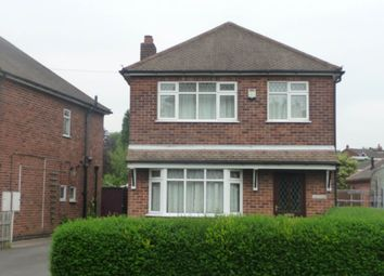 Thumbnail 3 bed detached house to rent in Atherstone Road, Measham, Swadlincote