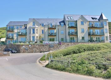 Thumbnail 1 bed flat for sale in Watergate Bay, Newquay