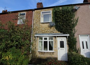 Thumbnail 2 bed terraced house for sale in South Place, Chesterfield
