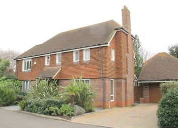 Thumbnail 4 bed detached house for sale in Swordfish Close, Stubbington, Fareham