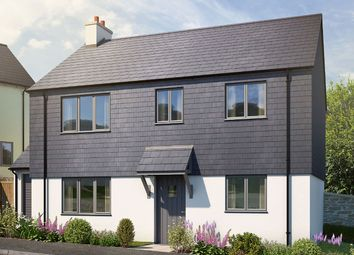 "Thumbnail 3 bedroom detached house for sale in ""The Curtis"" at Blackawton, Totnes"