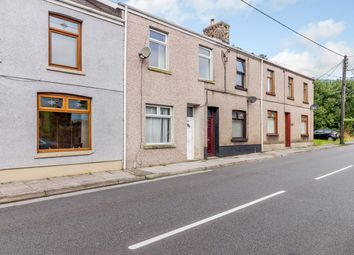 Thumbnail 2 bed terraced house for sale in Castle Street, Maesteg, Bridgend