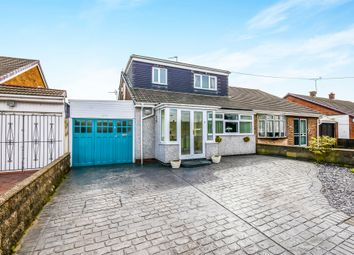 Thumbnail 4 bedroom semi-detached bungalow for sale in Maple Leaf Road, Wednesbury