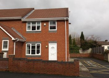 Thumbnail 2 bed end terrace house for sale in Legh Street, Golborne, Warrington, Greater Manchester