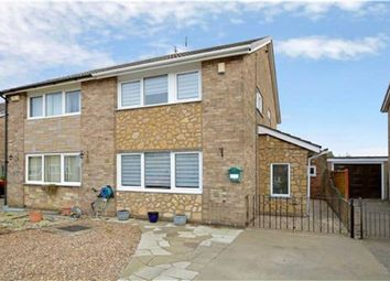 Thumbnail 2 bed semi-detached house for sale in Chesham Grove, Goole