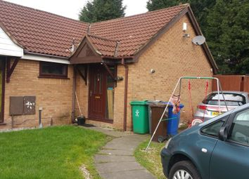 Thumbnail 2 bed bungalow for sale in Sarnesfield Close, Manchester