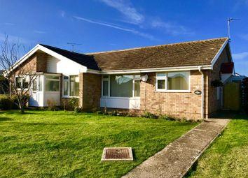 Thumbnail 2 bed semi-detached bungalow for sale in Hazelwood Avenue, Hampden Park, Eastbourne