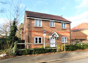 Thumbnail 3 bed detached house for sale in Liphook Road, Lindford