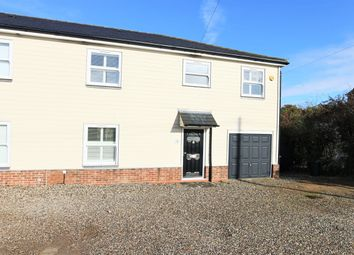 Thumbnail 4 bed semi-detached house for sale in Epping Road, Broadley Common, Nazeing, Essex