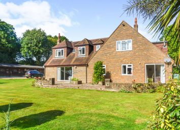 Hempstead Lane, Hailsham BN27. 5 bed detached house for sale
