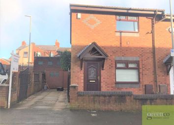 Thumbnail 2 bed end terrace house to rent in Middlehurst Avenue, St. Helens