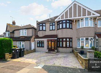 Ryecroft Avenue, Clayhall, Essex IG5. 5 bed semi-detached house