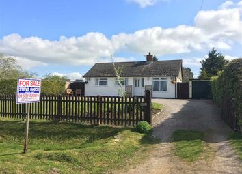 Thumbnail 3 bed detached bungalow for sale in Old Pike, Staunton, Gloucester