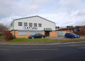 Thumbnail Light industrial for sale in Brick Kiln Lane, Newcastle-Under-Lyme, Staffordshire