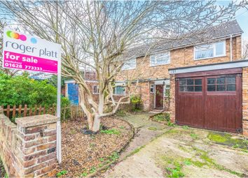 Thumbnail 3 bed semi-detached house for sale in Boyn Valley Road, Maidenhead
