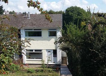 Thumbnail 3 bed semi-detached house for sale in Fir Tree Drive, Treharris
