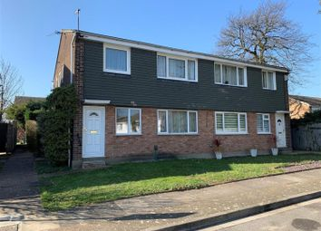 2 bed maisonette for sale in Milford Close, Upper Abbey Wood, London SE2