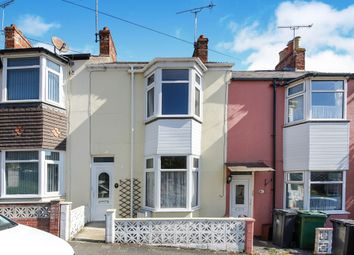 Thumbnail 2 bedroom terraced house for sale in Pretoria Terrace, Weymouth