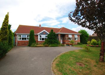 Thumbnail 3 bed bungalow for sale in Mill Close, Wainfleet, Skegness