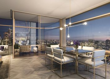 Thumbnail 2 bed flat for sale in Principal Tower, Shoreditch High Street, London