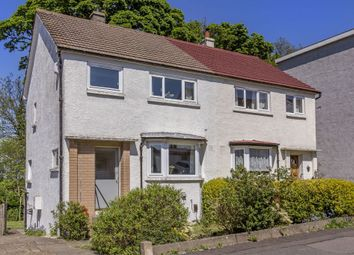 Thumbnail 3 bed semi-detached house for sale in 31 Caiystane Gardens, Edinburgh