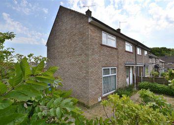 Thumbnail 3 bed end terrace house for sale in Pankhurst Cresent, Chells, Stevenage, Herts
