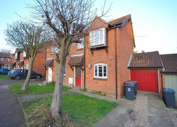 Thumbnail 3 bed detached house to rent in Irving Close, Bishop`S Stortford, Hertfordshire