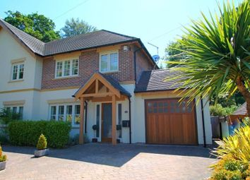Thumbnail 4 bedroom semi-detached house for sale in Durrant Road, Lower Parkstone, Poole