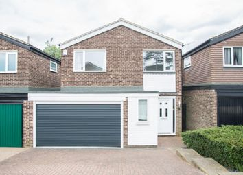 Thumbnail 4 bed detached house for sale in Willowdene Court, Warley, Brentwood