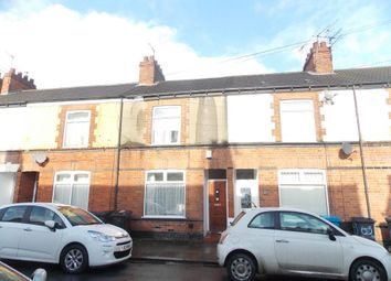 Thumbnail 4 bedroom terraced house for sale in Haworth Street, Kingston Upon Hull