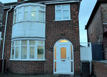Thumbnail 3 bed semi-detached house to rent in Catherine Street, Leicester