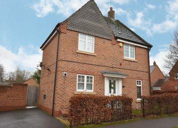 Thumbnail 3 bed semi-detached house for sale in Brandwood Crescent, Kings Norton, Birmingham