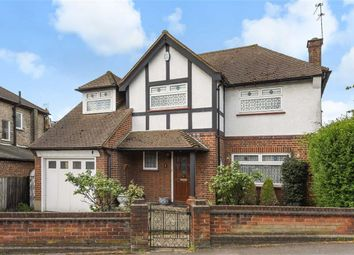 Thumbnail 4 bed detached house for sale in Eastwood Road, South Woodford, London