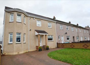 Thumbnail 3 bed end terrace house for sale in Quarry Street, New Stevenston, Motherwell