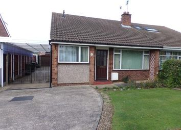 Thumbnail 3 bed bungalow for sale in Rushmere Walk, Leicester Forest East, Leicester, Leicestershire