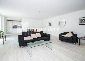 Thumbnail 3 bed flat for sale in Bodiam Court, Royal Waterside, Park Royal