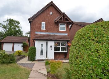 Thumbnail 3 bed detached house for sale in Elford Close, Kings Heath, Birmingham