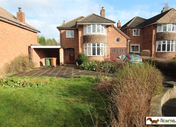 Thumbnail 4 bed detached house for sale in Somerset Road, Walsall