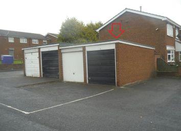 Thumbnail Parking/garage for sale in Single Garage, Marsham Close, West Denton