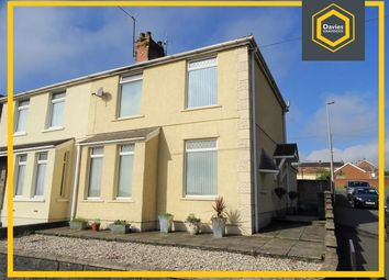 3 bed semi-detached house for sale in Havard Road, Llanelli SA14